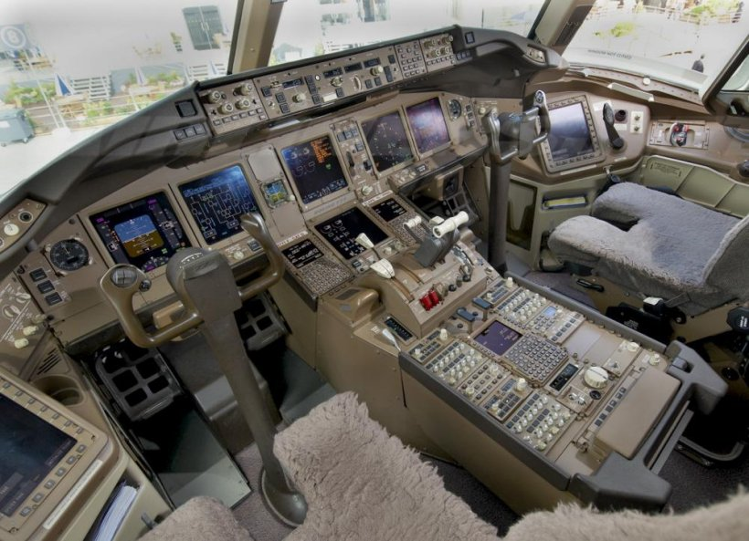A c a m album photos le bourget 2009 for Boeing 777 air france interieur