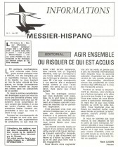 Messier-Hispano n° 1 (juin 1971)