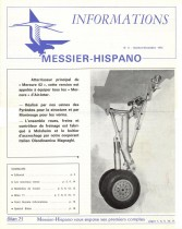 Messier-Hispano n° 8 (octobre 1972)